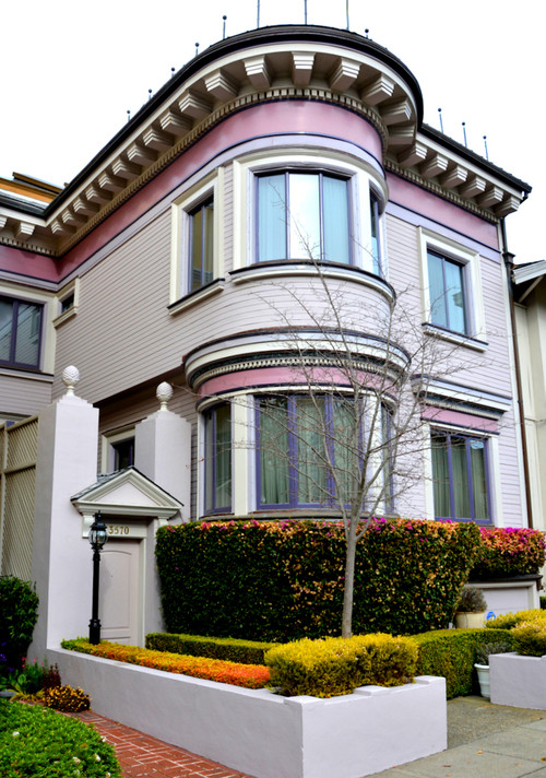 Modern Victorian in the City