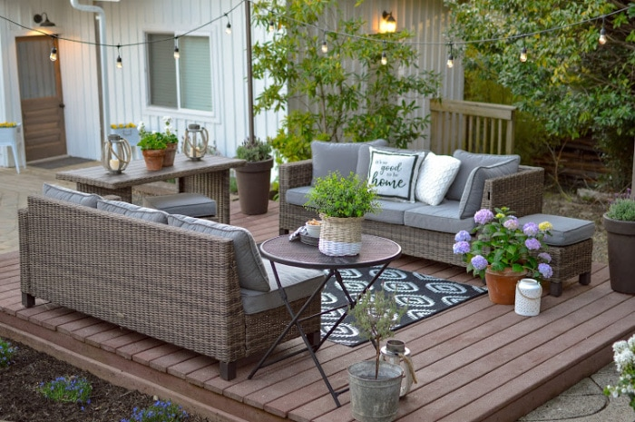 Outdoor Living by Fox Hollow Cottage