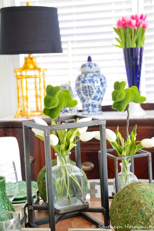 Spring Dining Room by Southern Hospitality