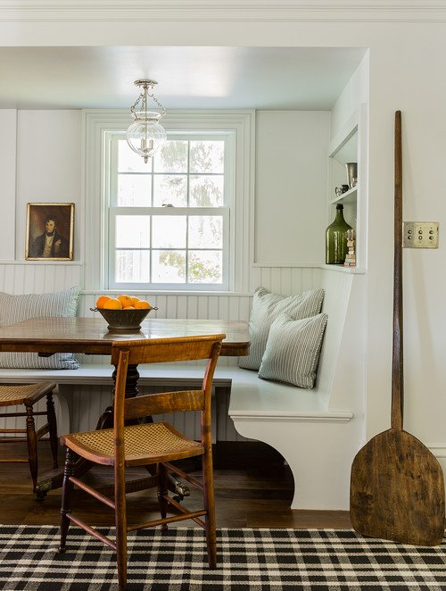 Country Farmhouse Dining Nook