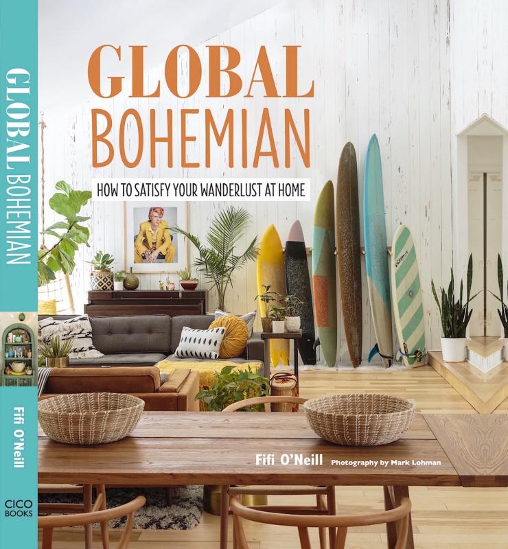Global Bohemian - Book by Fifi O'Neill