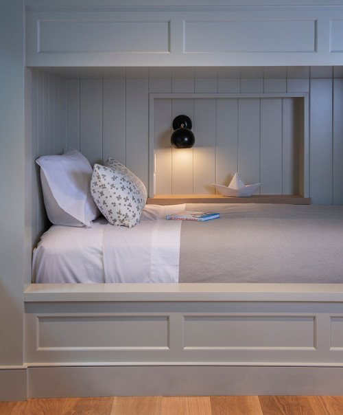 Cubby Style Bed