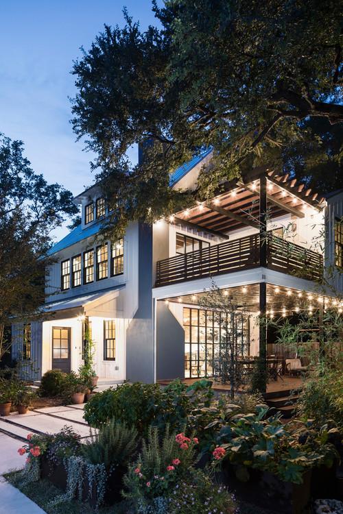 Modern Texas Farmhouse in Austin