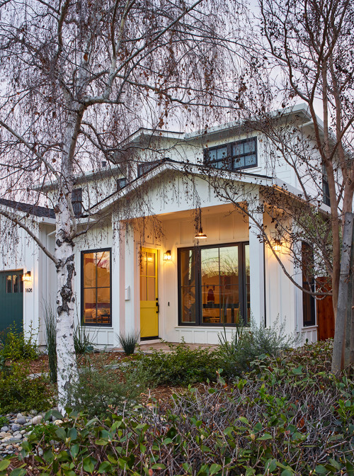 Fresh Take on a Modern Farmhouse in Silicon Valley