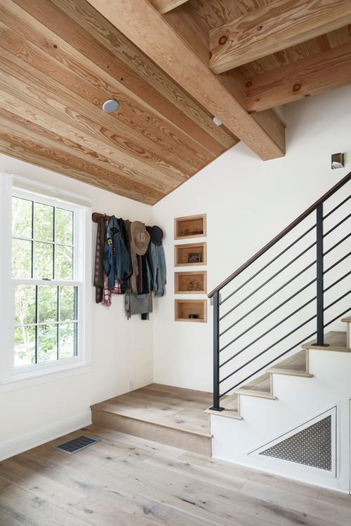Industrial Style Stairway