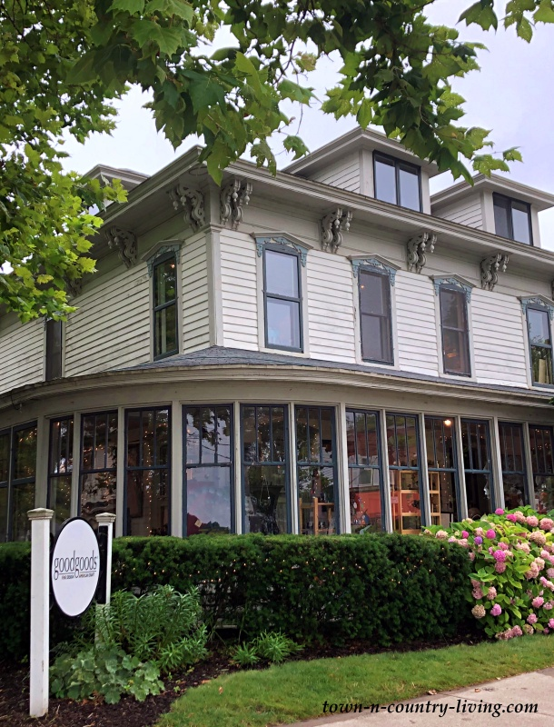 Historic Home Turned Trinket Shop in Michigan