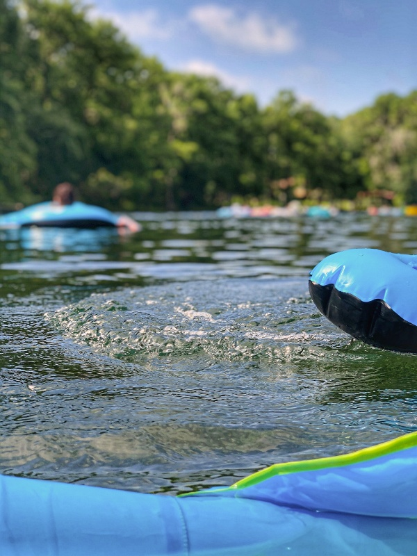 River Tube Rafting - Summer Activity