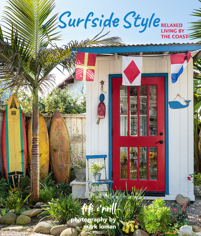 Surfside Style Decorating Book by Fifi O'Neill