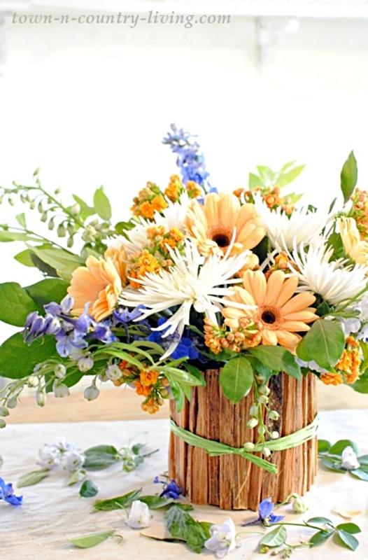 How to Arrange Flowers Like a Pro