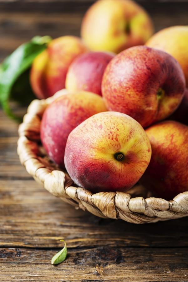 Peach Jam Recipe Using Fresh Peaches from Farm Market