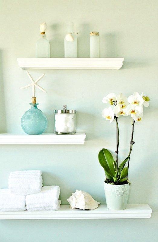 DIY Shelves by Sand and Sisal