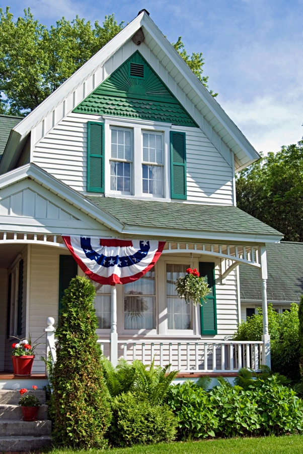 9 Cool Front Porches for Late Summer Breezes - Town ...