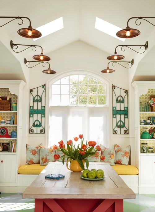 Flea Market Style Kitchen by Alison Kandler