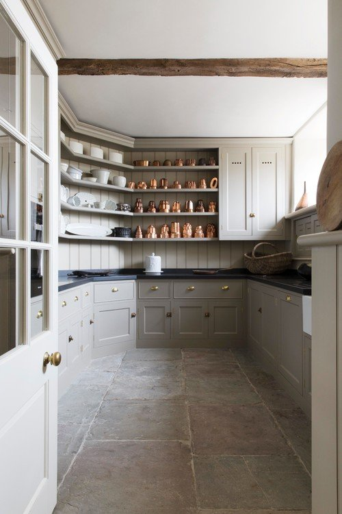 Old Fashioned Scullery or Butler's Pantry