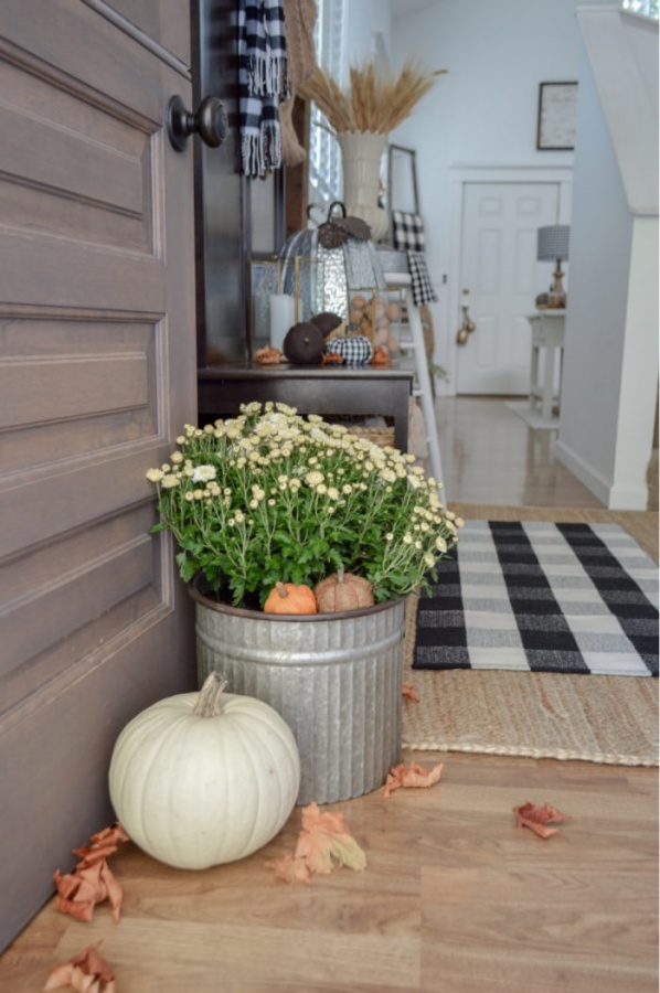Fall Home Tour by Fox Hollow Cottage