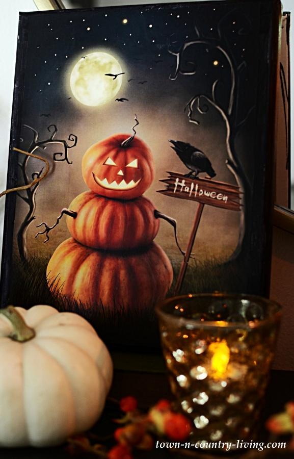 Spooky Pumpkins Halloween Printables