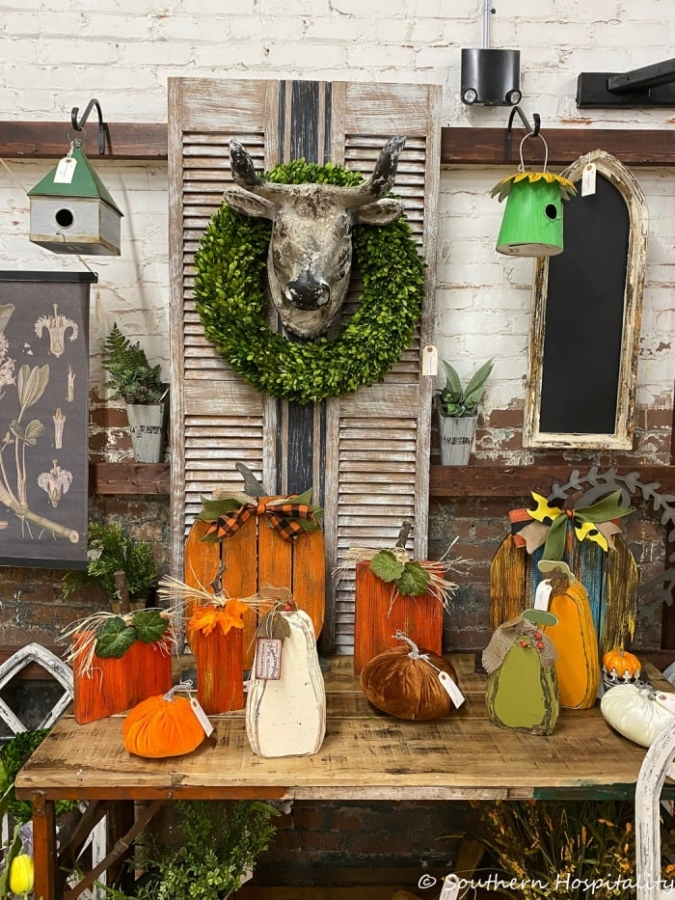 Fall Decor by Southern Hospitality