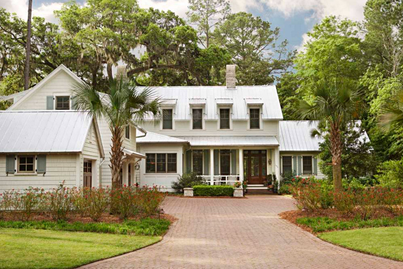Low Country Home with Southern Style