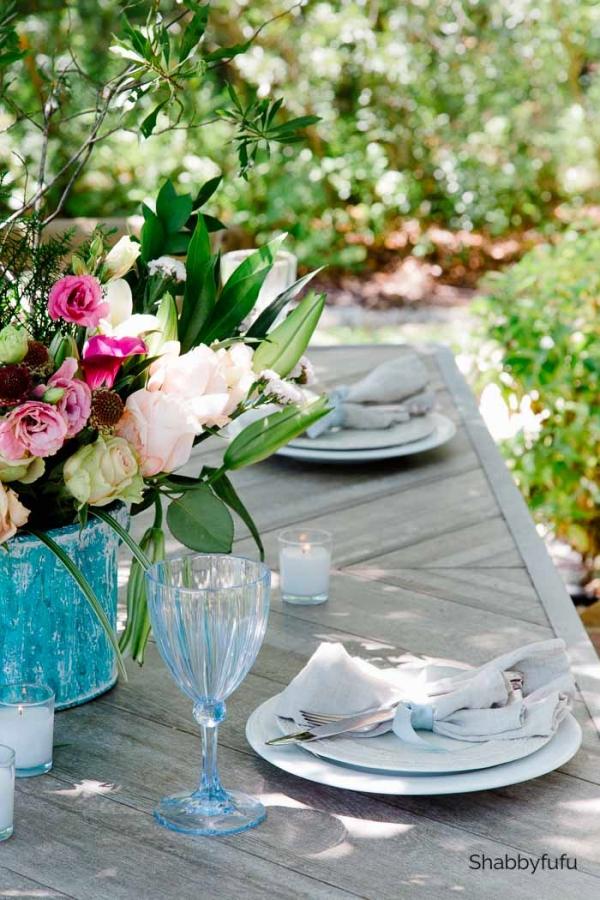 Table Setting by Shabbyfufu