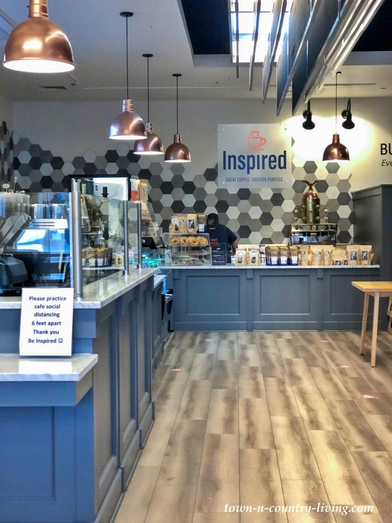 Inspired Coffee Shop in Lake Geneva, Wisconson
