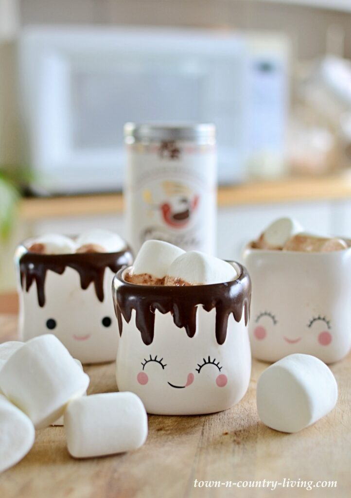 Marshmallow Mugs - Cutest Hot Chocolate Mugs