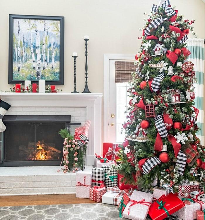 Worthing Court Christmas Tree