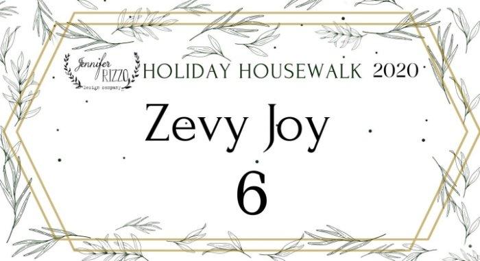 Holiday Housewalk 2020 - Blogger Christmas Home Tours