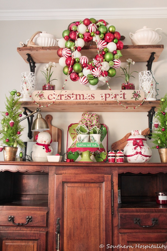 Christmas Kitchen by Southern Hospitality