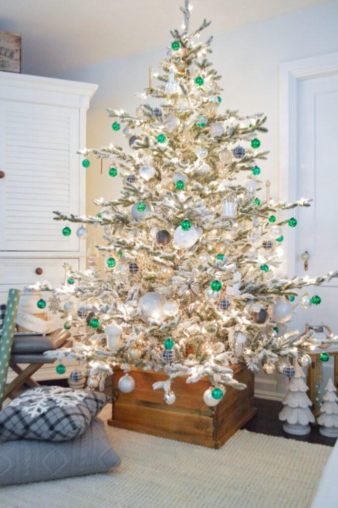 Christmas Tree by Fox Hollow Cottage