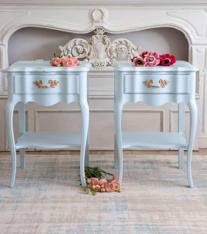 Painted Furniture by Shabbyfufu