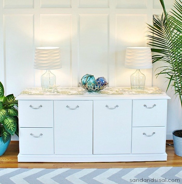 DIY by Sand and Sisal