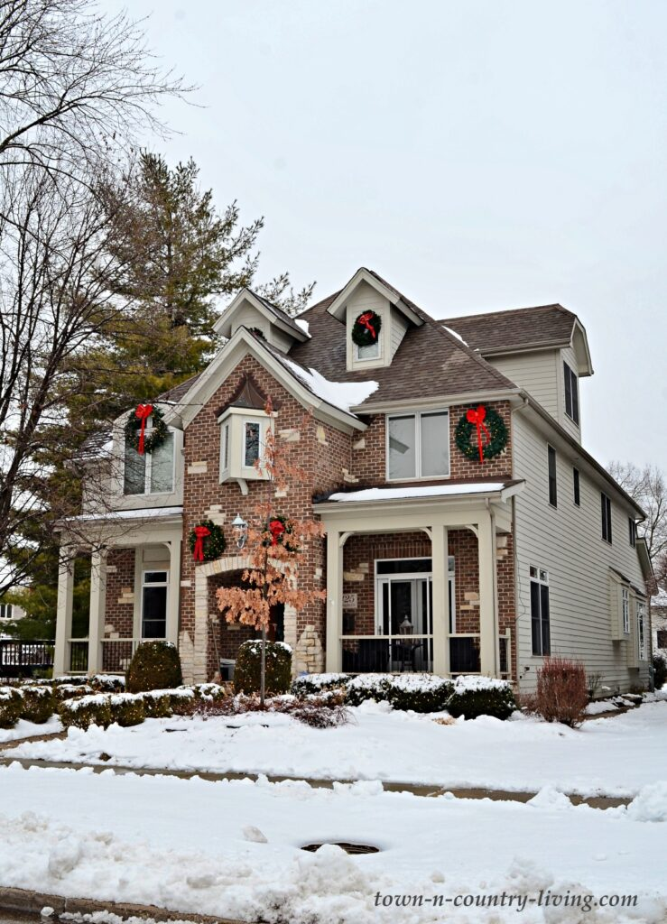 Large Custom Home in Naperville, Illinois