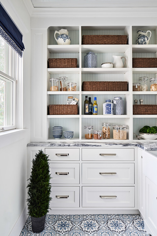 Pantry Update in Historic 1900s Home