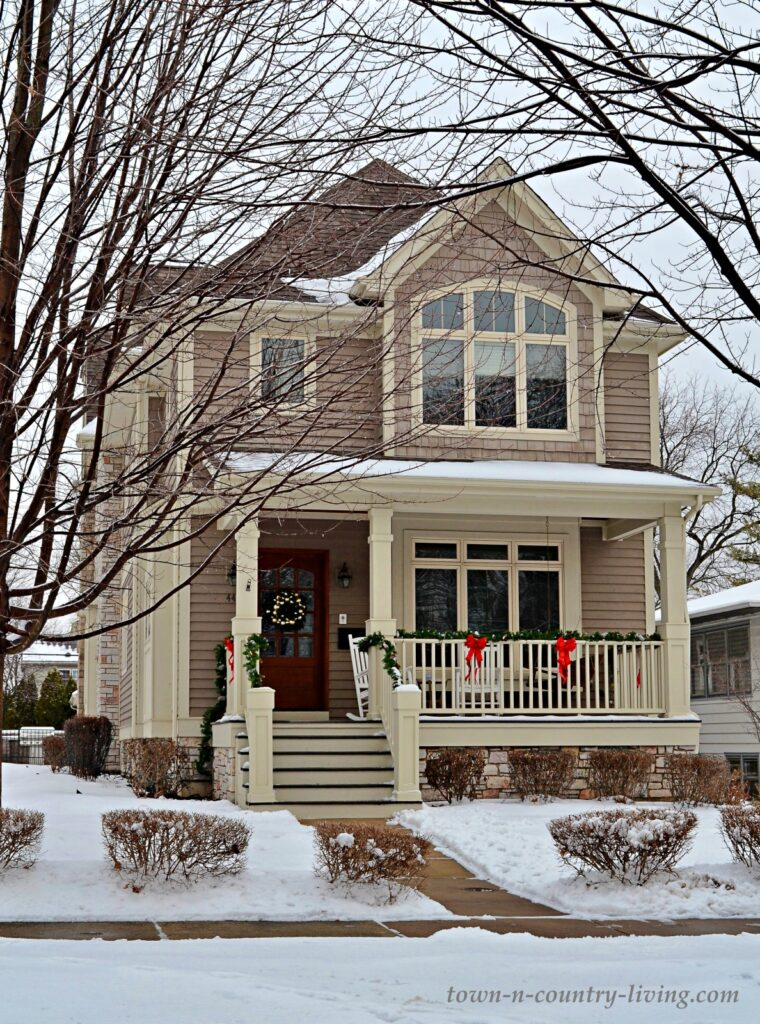 Charming Victorian Style Home in Naperville, Illinois