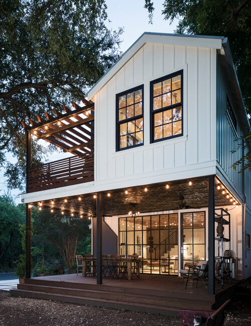 Modern Texas Farmhouse