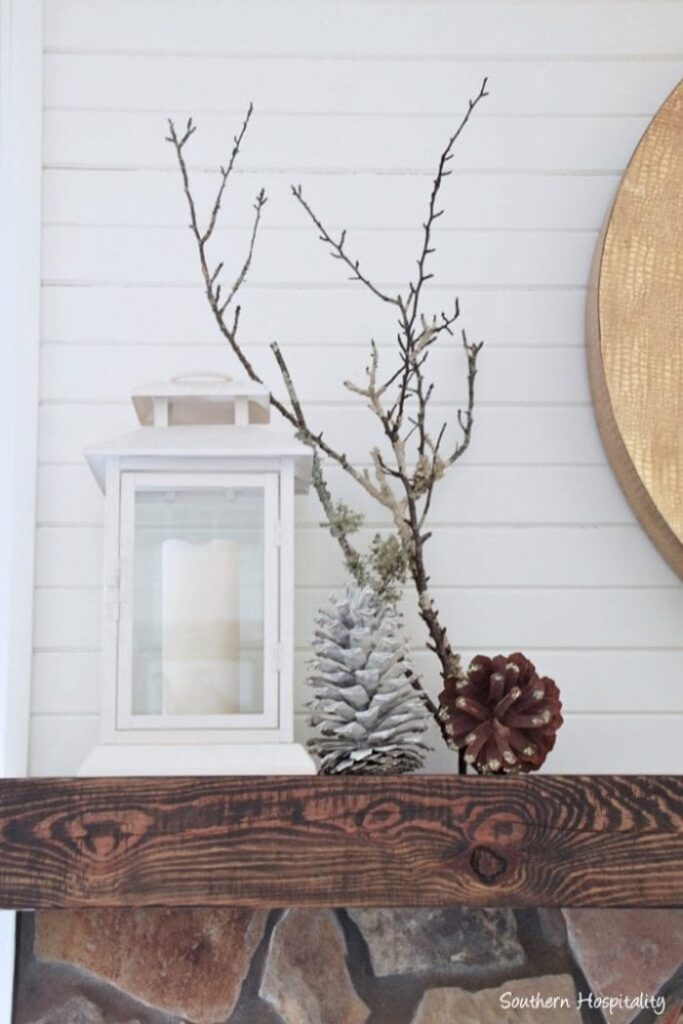 Winter Decorating by Southern Hospitality