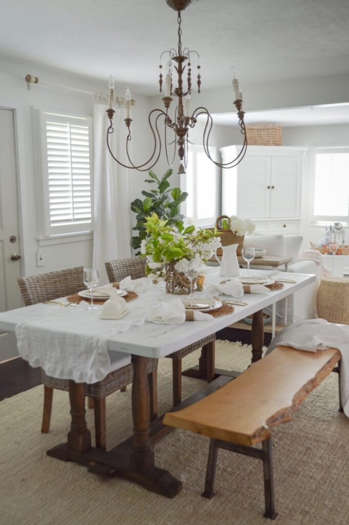 Fox Hollow Easter Table