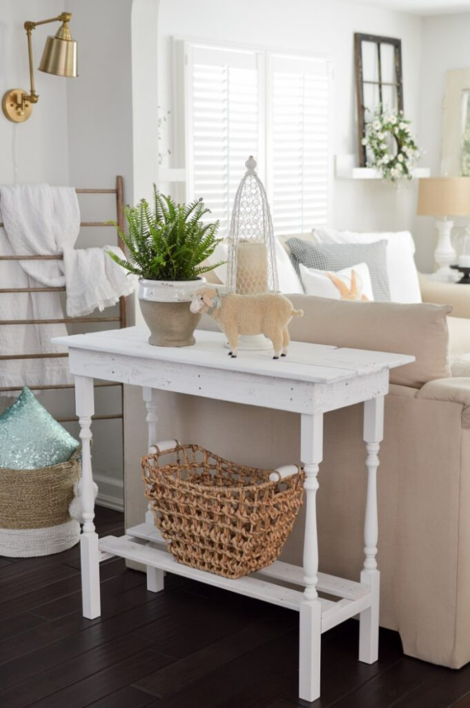 Spring Decor by Fox Hollow Cottage