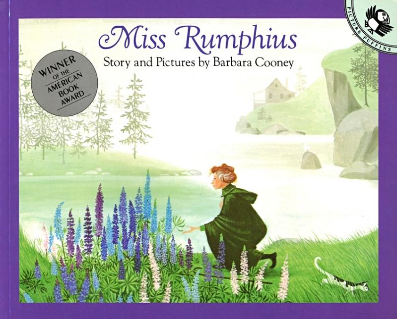 Miss Rumphius children's book