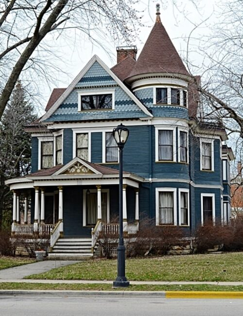 Historic Homes of Aurora, Illinois