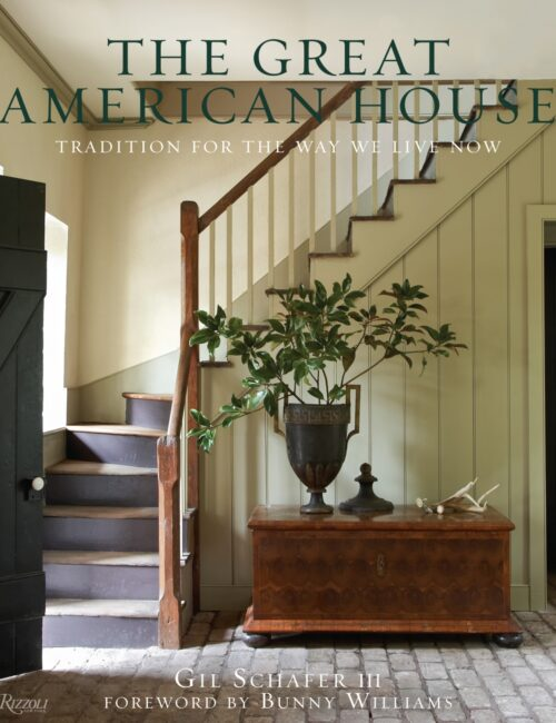 Great American House Book by Gil Schafer