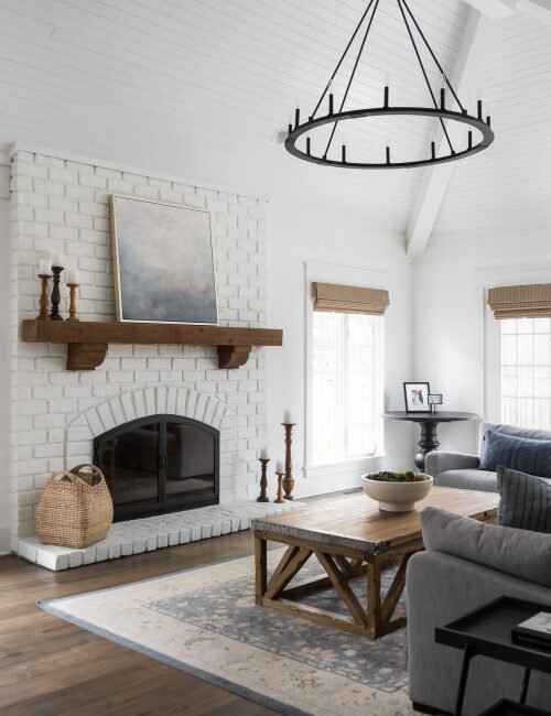 Picture Perfect Home Remodel - Farmhouse Style