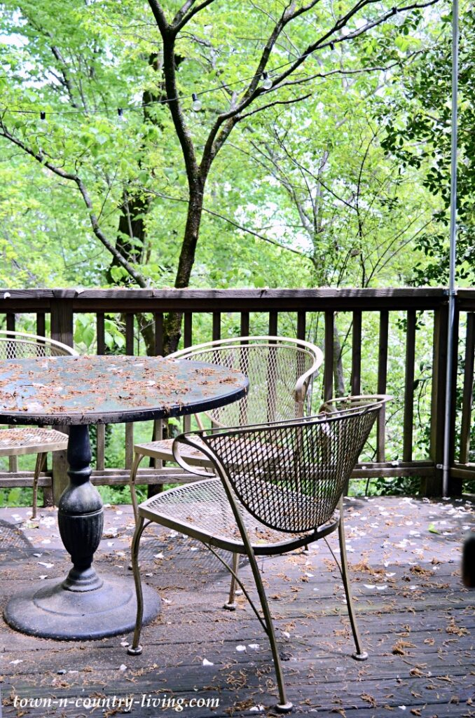Wooded Balcony on Lookout Mountain, Tennessee