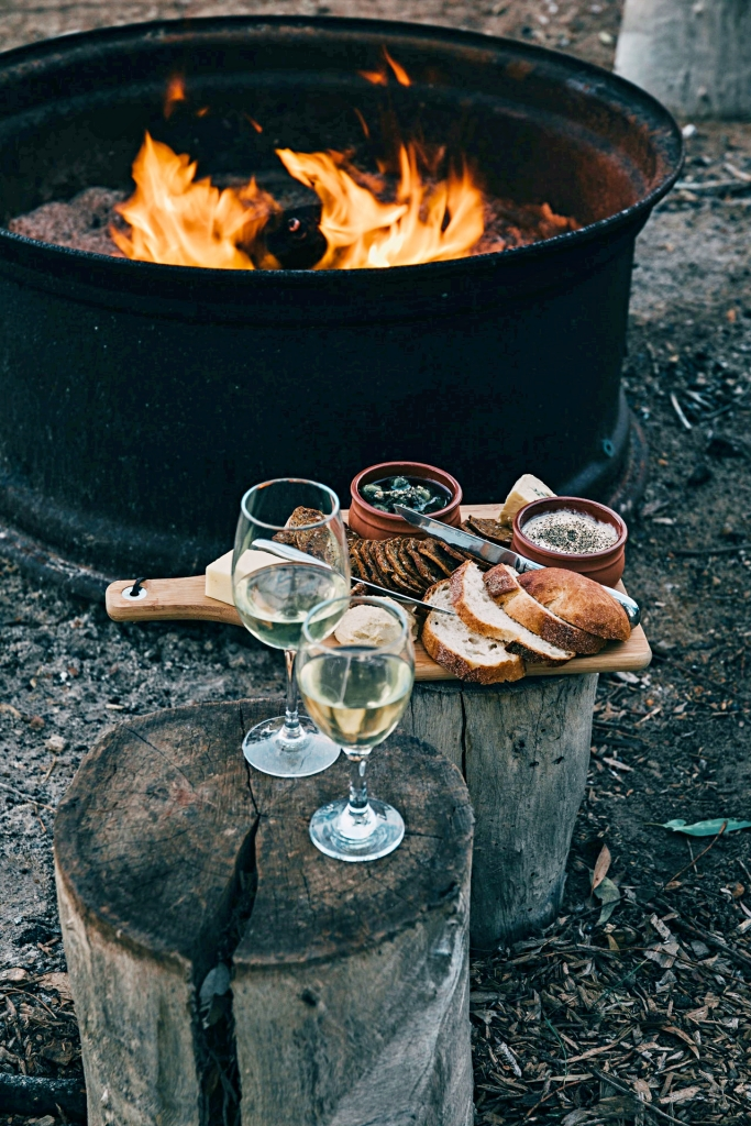 Campfire Snacks for Camping or Glamping Vacations