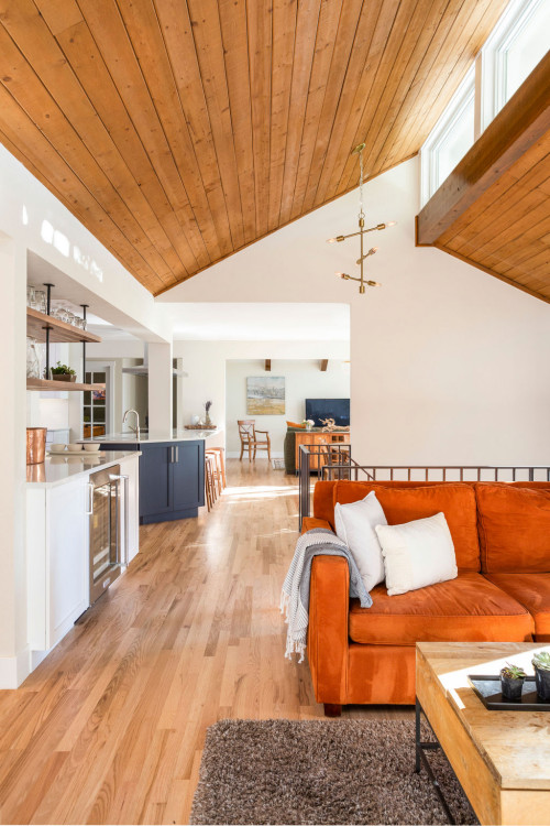 Mid-Century Ranch Home Makeover