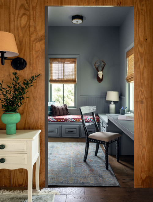 Master Bedroom Home Office