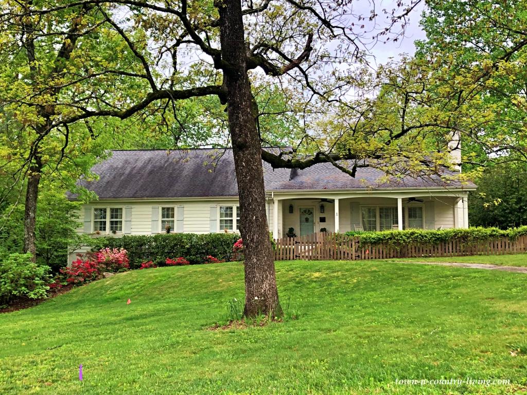 Südliches Haus in der Nähe von Rock City Georgia