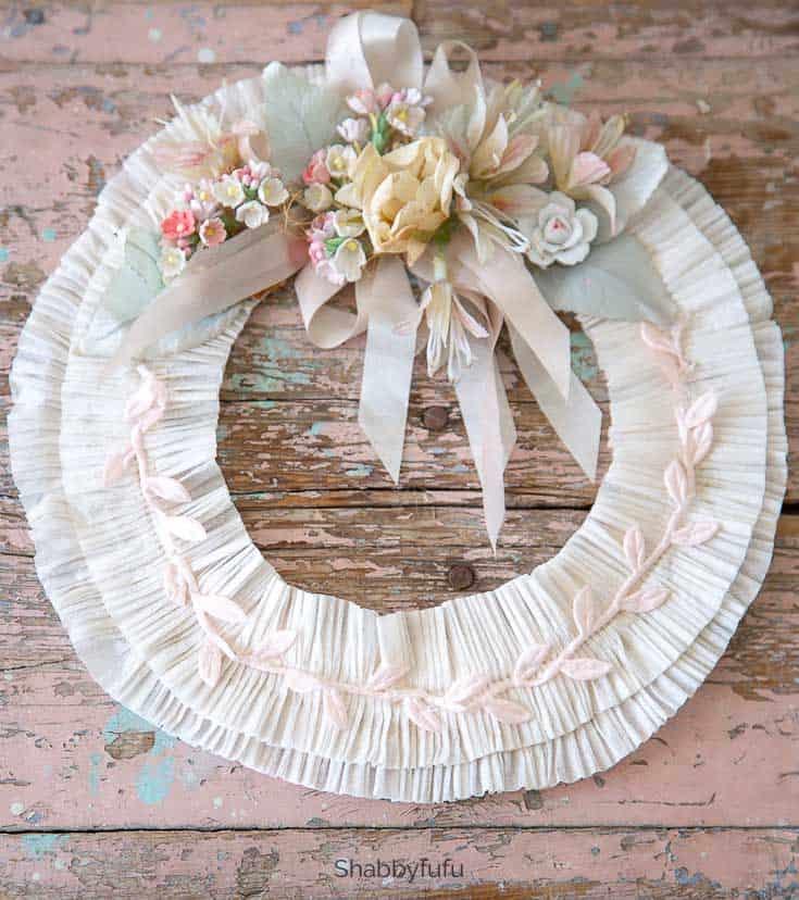 Summer Wreath by Shabbyfufu