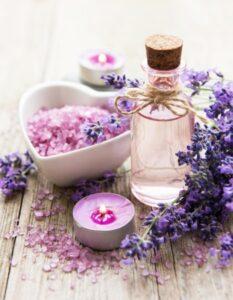 Lavendelprojekte