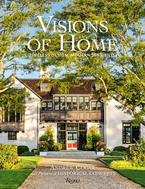 Visions of Home - coffee table book featuring homes of Historical Concepts